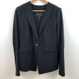 BCBGMAXAZRIA Phoebe Black Blazer Jacket